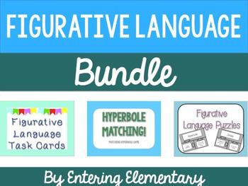 Figurative Language Bundle!