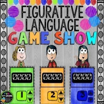Figurative Language Game Bundle