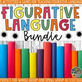 Figurative Language Activity and Game Bundle [6 Figurative