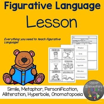 Figurative Language Bundle