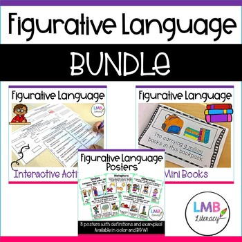 Figurative Language Activity Bundle