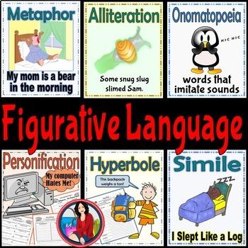 Figurative Language Activity Bundle