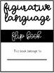 Figurative Language Bundle:  Find, Memory, Flip Book
