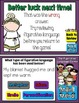 Figurative Language Bundle: Jeopardy-Style Game and Packet