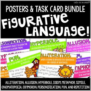 Figurative Language Bundle Pack