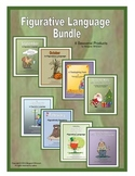 Figurative Language Bundle: Idioms, Metaphors, Personification, and More