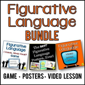 Figurative Language Activities