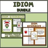 Figurative Language Bundle for Idioms