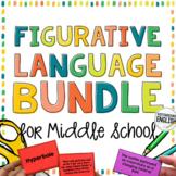 Figurative Language Bundle for Middle School