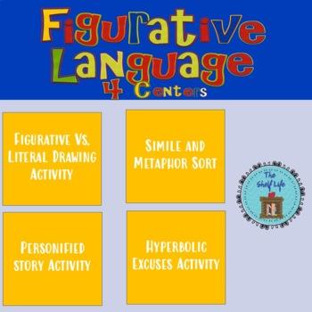 Figurative Language Centers