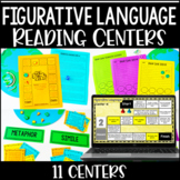 Figurative Language Centers | Reading Games