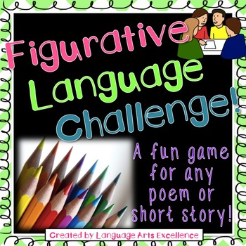 Figurative Language Challenge Game