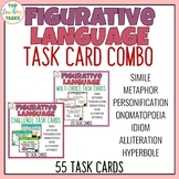 Figurative Language Challenge Task Cards COMBO