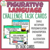 Figurative Language Challenge Task Cards