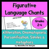 Figurative Language Chants