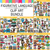 Figurative Language Clip Art GROWING Bundle