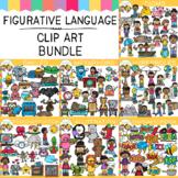 Figurative Language Clip Art Bundle