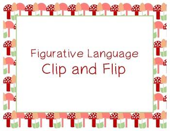 Figurative Language Clip and Flip