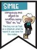 Figurative Language Color Banners Cowboy Theme