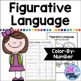 Figurative Language Color-By-Number