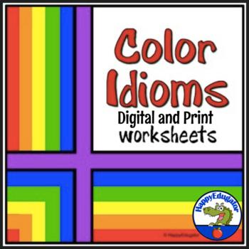 Idioms - Classroom Doodles | 350x350