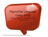 Figurative Language Comic Strip