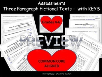 Figurative Language Common Core Lessons, Practice, and Assessments