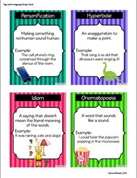 Figurative Language Bundle - Complete Set