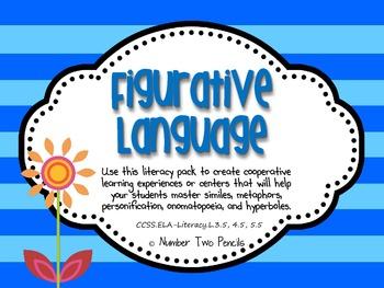 Figurative Language Cooperative Learning