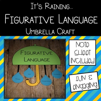 Figurative Language Craft