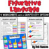 Figurative Language Craftivity