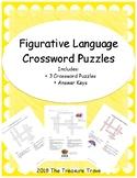 Figurative Language Crossword Puzzles