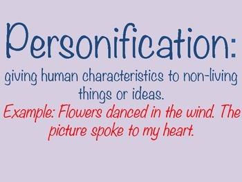 Figurative Language Definitions