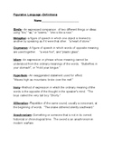 Figurative Language Definitions and Practice 2