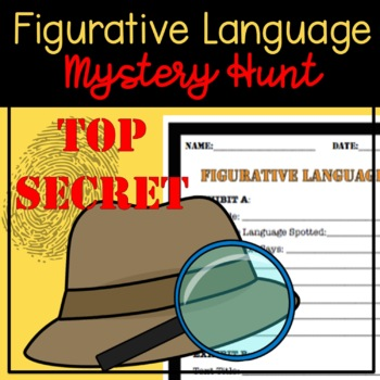 Figurative Language Detective Hunt