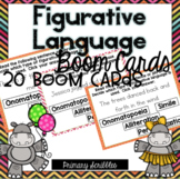 Figurative Language Digital BOOM Task Cards