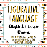 Figurative Language - Digital Escape Room!