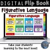Figurative Language Digital Flip Book Activity