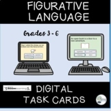 Figurative Language Digital Task Cards