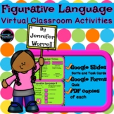 Figurative Language Digital Task Cards, Sorts, and More fo