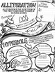 Figurative Language Activities - ELA Doodle Notes and Learning Activities