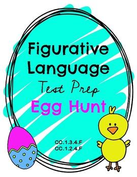 Figurative Language Egg Hunt