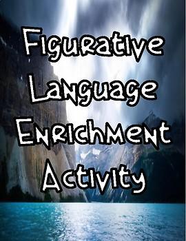 Figurative Language Enrichment