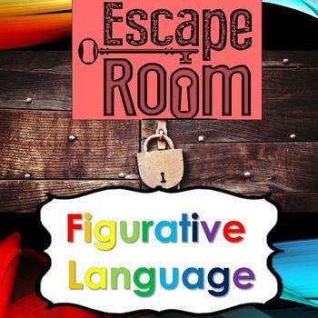 Figurative Language Escape Room