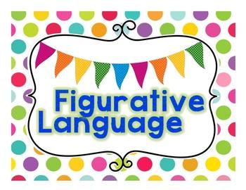 Figurative Language Examples