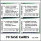 Figurative Language/ Figuras Literarias Task Cards and Exit Tickets - Spanish