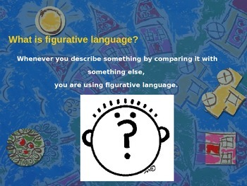 """Readers Workshop Figurative Language ~ """"Figuring It Out"""""""