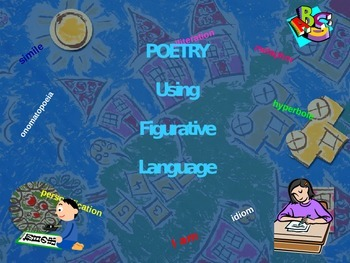 """Reading and Writing Interactive Workshop Figurative Language ~ """"Figuring It Out"""""""