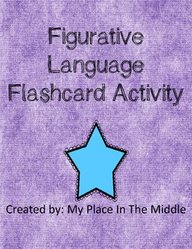 Figurative Language Flash Card Review