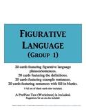 Figurative Language Flashcards (Group 1)